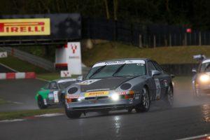 Sylatech Porsche Club Championship with Pirelli-Brands Hatch 30-04-2016 Tim Speed