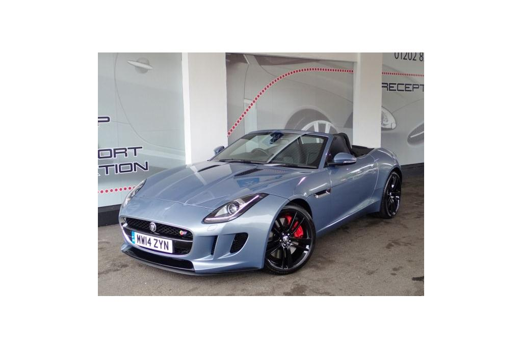Jaguar F Type 3.0 V6 'S' 10440