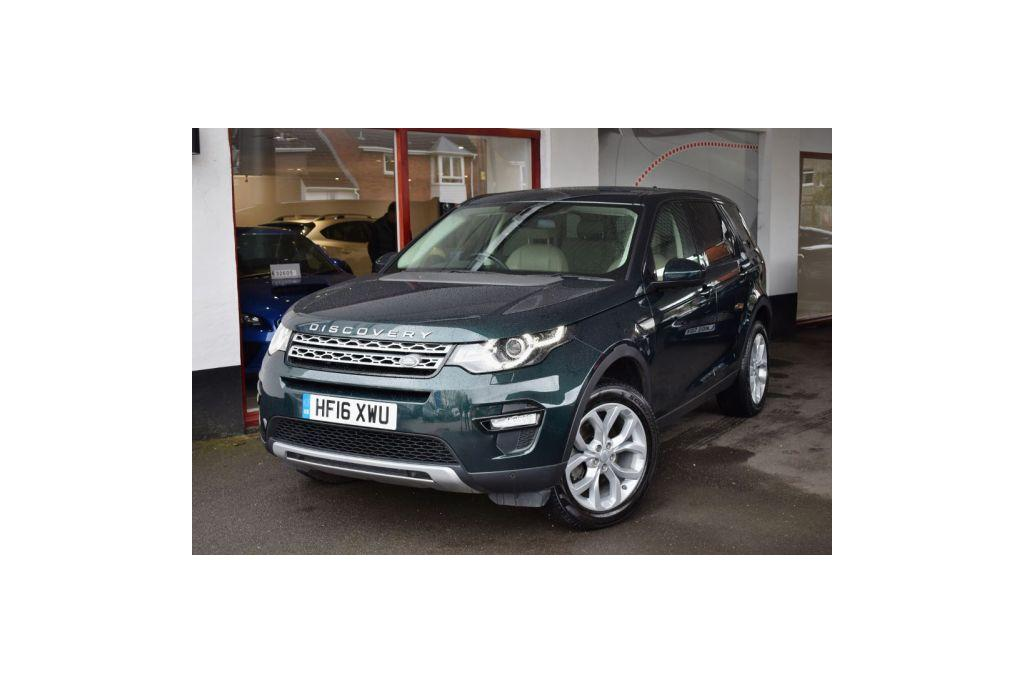 Land Rover Discovery Sport 2.0D HSE Auto 13380