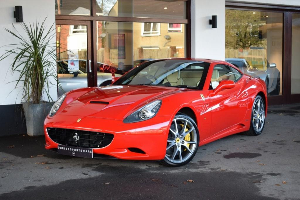 Ferrari California 4.3 V8 Edition 30 490BHP 2 Plus 2 For ...