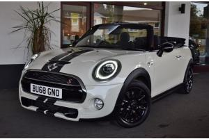 Mini Cooper S Convertible - thumb15800