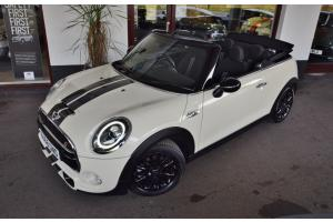 Mini Cooper S Convertible - thumb15803
