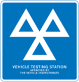 MOT Test Station