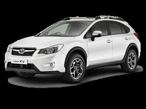 Subaru XV SUV Front View