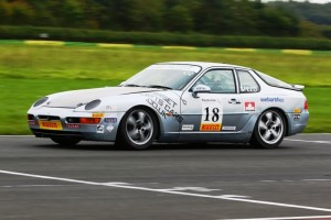 Dorset Sports Cars Porsche 968 Croft 2015