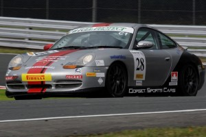 Dorset Sports Cars Porsche 996 Oulton Park 2015