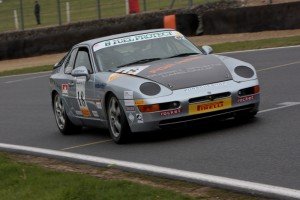 Porsche 968 TimbSpeed Brands Hatch May 2015