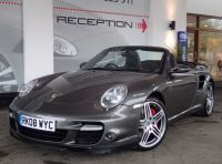 PORSCHE 911 997 Turbo Tiptronic 'S' Convertible