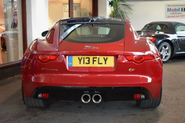 JAGUAR F Type Coupe 3.0 V6 Supercharged 'S' (380 PS)