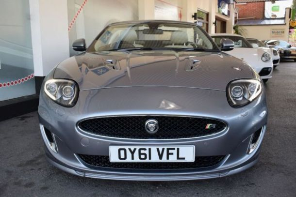 JAGUAR XKR 5.0 V8 Supercharged Convertible