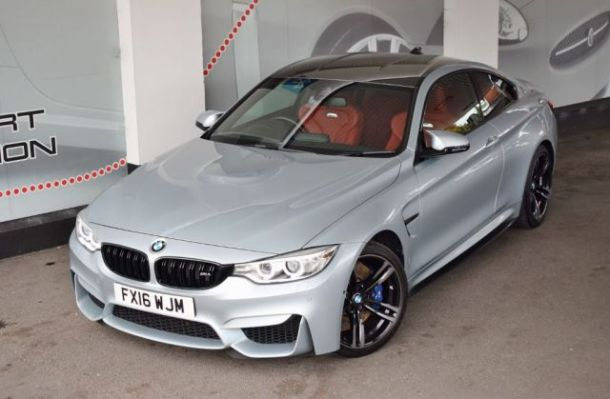 BMW M4 3.0 T DCT Coupe