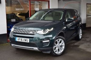 LAND ROVER Discovery Sport 2.0D HSE Auto