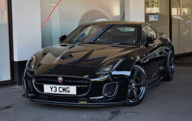 JAGUAR F TYPE 400 SPORT 3.0 V6 SUPERCHARGED AUTO