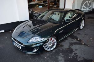 JAGUAR XKR 5.0 V8 Supercharged