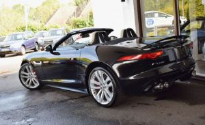 Jaguar F Type 5.0 'S' V8 Supercharged