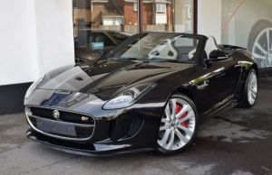 JAGUAR F Type 5.0 V8 Supercharged 'R'
