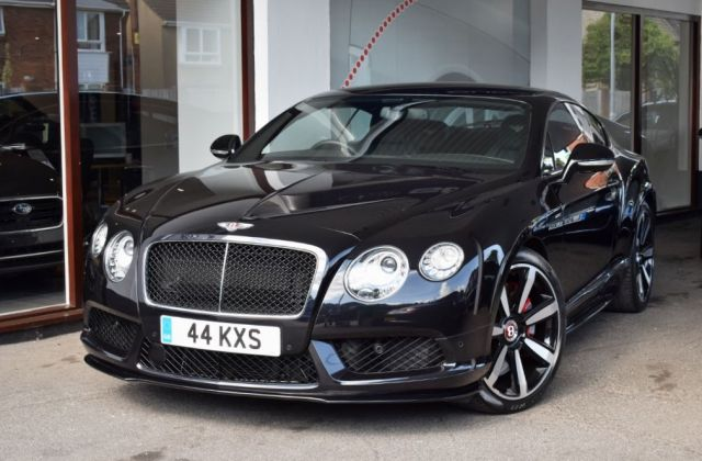 BENTLEY CONTINENTAL GT V8 'S'