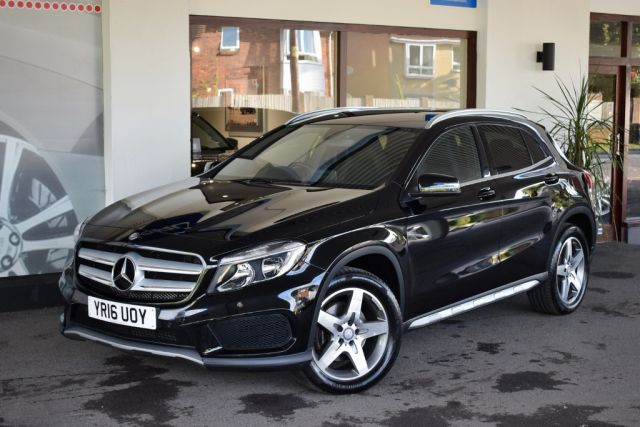 MERCEDES GLA 220D AMG 4 MATIC EXECUTIVE LINE