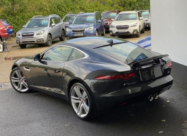 Jaguar F Type 3.0 V6 S