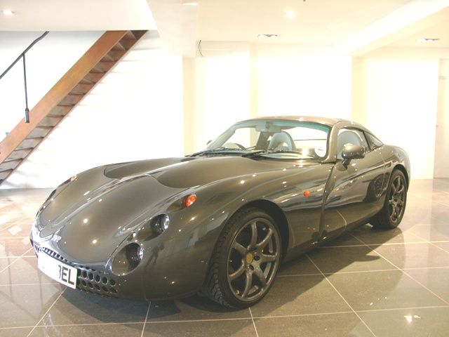 TVR TUSCAN SPEED SIX 4.0