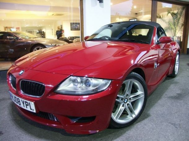 SOLD | Used BMW Z4 M Roadster 3.2 Convertible (u274) | Dorset ...