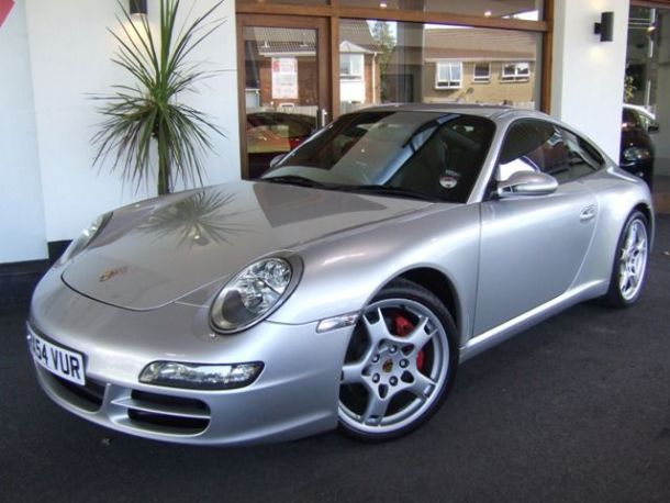 SOLD | Used PORSCHE 911 3.8 997 C2S Coupe (u353) | Dorset ...