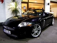 JAGUAR XKR 4.2 V8 Auto Supercharged Convertible