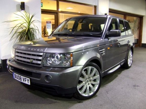Sold Used Land Rover Range Rover Sport 3 6 Tdv8 Hse Auto