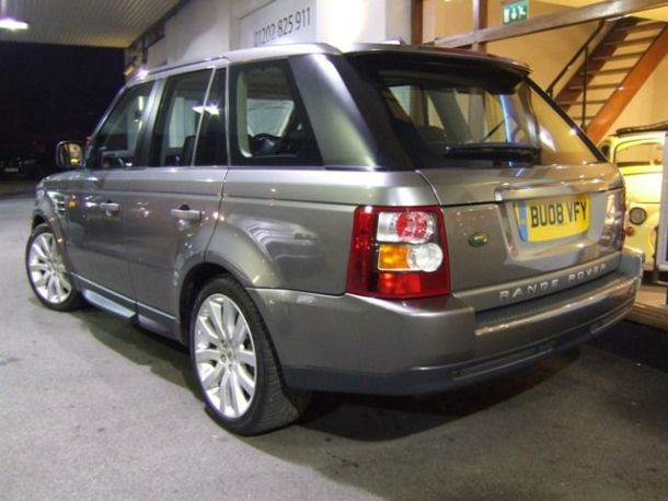 SOLD | Used LAND ROVER Range Rover Sport 3.6 TDV8 HSE Auto (u410) | Dorset Sports Cars, near ...