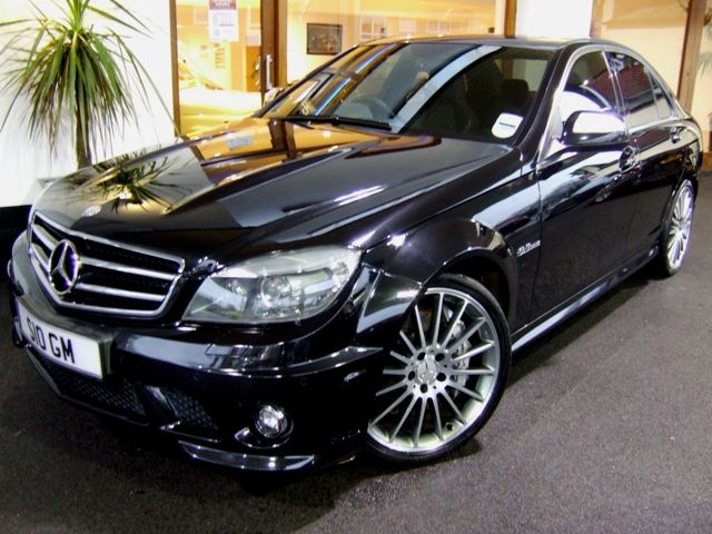 Sold used mercedes benz c63 amg u415 dorset sports for Mercedes benz poole