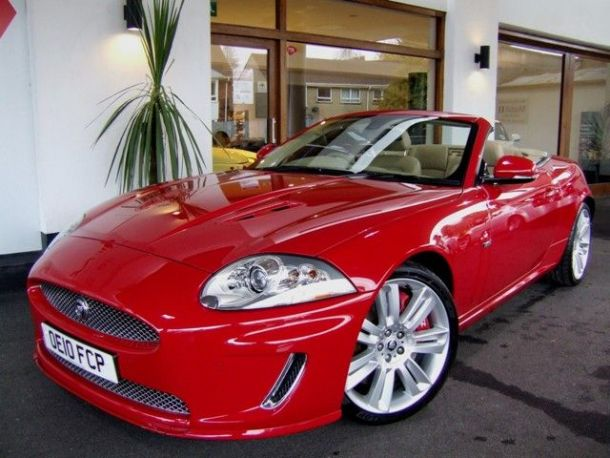 Sold Used Jaguar Xkr Convertible Supercharged U523