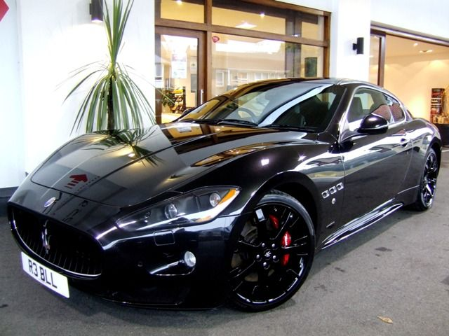 MASERATI GRAN TURISMO S MC SHIFT