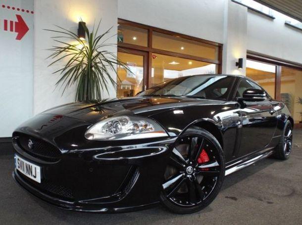 Sold Used Jaguar Xkr 50 V8 Supercharged Speed Pack Black Pack