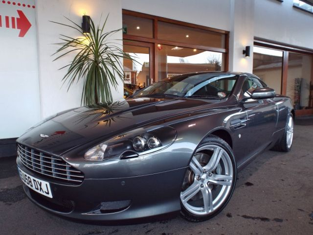 ASTON MARTIN DB9 TOUCHTRONIC 2009 MODEL WITH GLASS KEY