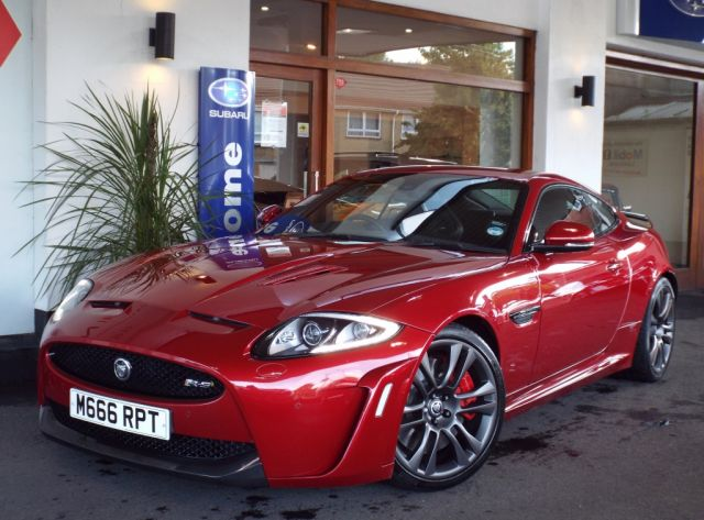 JAGUAR XKRS 5.0 V8 SUPERCHARGED