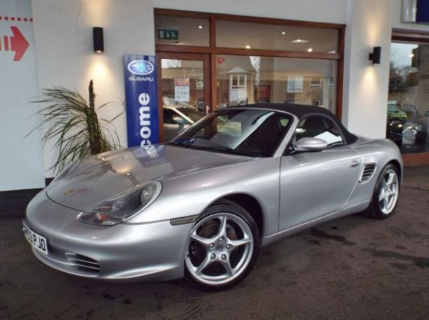 Boxster 2.7 Boxster 2.7 Tiptronic